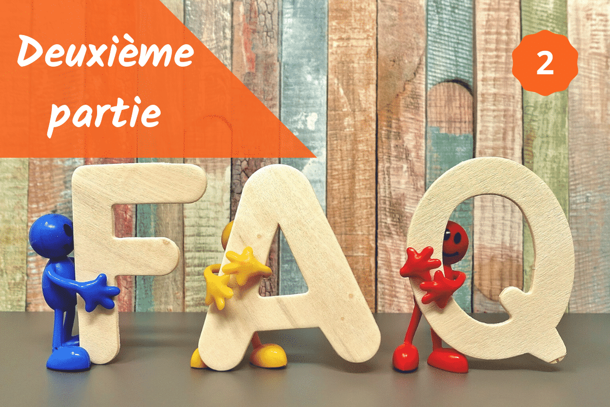 FAQ Rédaction Web 2/2