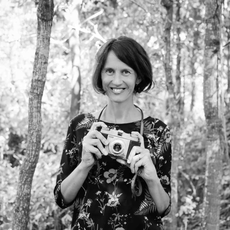 portrait Muriel Le Chêne photographe auray