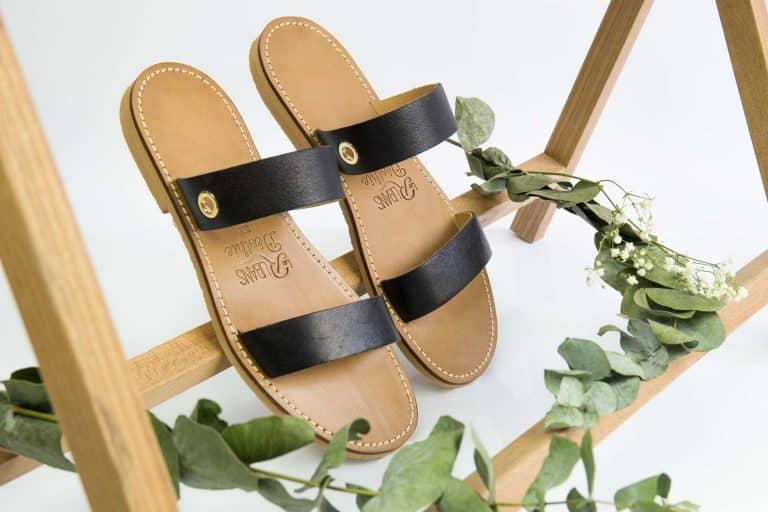 chaussures Les Rubans de Deothie